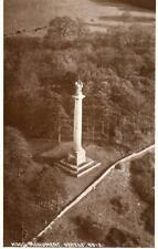 Hood Monument Street Nr Glastonbury Air Aerial View unused  RP old pc Chapman