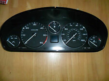 PEUGEOT 607 2.2HDI 2001 INSTRUMENT PANEL 9629598880