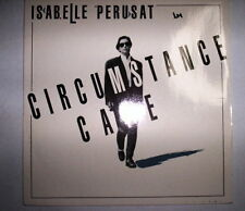 DISQUE 45T ISABELLE PERUSAT CIRCUMSTANCE CAFE