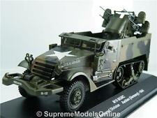 M16 MGMC ARMY MILITARY TRUCK MODEL GERMANY AACHEN 1944 1/43 SCALE ISSUE K87Q~#~