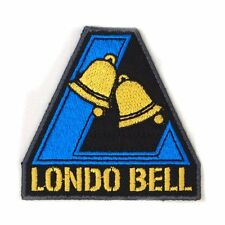 COSPA - Mobile Suit Gundam Unicorn - Iron-on Patch: Londo Bell Emblem