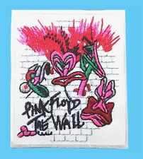 Pink Floyd The Wall Music Rock Band England Classic Embroidered Iron On Patches