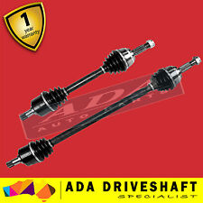 2 DAIHATSU CHARADE G200 AUTO NEW CV JOINT DRIVE SHAFT (Pair)