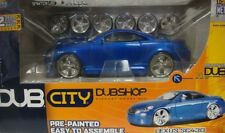 JADA DUB CITY LEXUS SC430 DUB-SHOP MODEL KIT 1/24 SCALE BLUE 55987