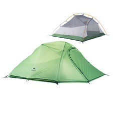Naturehike Double Layer 2 Person Ultralight Camping Tent Waterproof Green