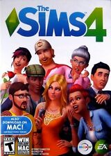 The Sims 4 (Brand New Factory Sealed PC / MAC 2014) **Free Shipping!!