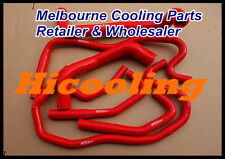 Silicone radiator heater hose for Holden Commodore VE 6.0L LS2 L98 SS HSV 06 on