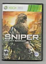 Sniper: Ghost Warrior (Microsoft Xbox 360, 2010)