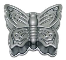 "Nordicware 10"" BUTTERFLY 10 Cup CAKE PAN *Spring GARDEN Lovers HEAVY Cast - *NEW"