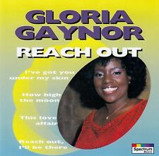 GLORIA GAYNOR : REACH OUT / CD (SPECTRUM MUSIC 550 201-2)