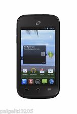 ZTE Savvy Prepaid Mobile Phone for Net 10 Wireless - Black
