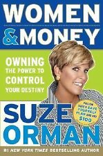 Women & Money: Owning the Power to Control Your Destiny, Orman, Suze, Good Book