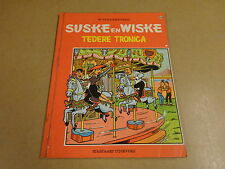 STRIP 1° DRUK / SUSKE EN WISKE N° 86 - TEDERE TRONICA