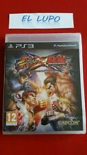 STREET FIGHTER X TEKKEN PS3 SONY NEUF SOUS BLISTER VERSION FRANCAISE