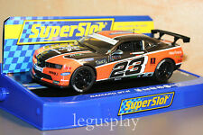 Slot SCX Scalextric Superslot H3517 Chevrolet Camaro GT-R Jan Magnussen 2012 New