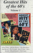MUSICASSETTA -  VARIOUS - GREATEST HITS OF THE 60'S  vol. 1                  (4)