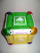 MUNCHKIN MOZART MAGIC CUBE EMBRYONICS FOR BABY TO PLAY MUSIC EXCELLENT TOY