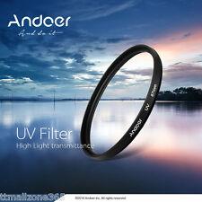 Multiuso Andoer 67mm UV ultravioletto filtro Lens Protector per fotocamera DSLR