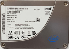 80Gb Intel Solid State Drive 2.5""