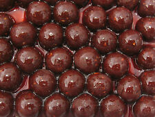 Krill Fishing Bait Boilies in brown Krill Dip 16mm Carp Boilies in Glug