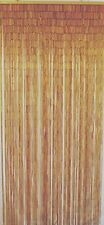 Natural bamboo curtains 125 strands 5229B New