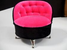 Pink Lounge Chair Couch Sofa Ring Earring Necklace Ornament Holder Organizer