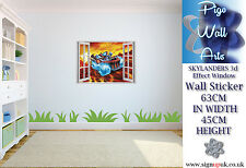 Skylanders Wall Sticker Kids Bedroom 3d Effect Wall decal Sticker 001301