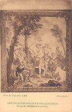 BF38822 d spres natoire sancho amene don quichotte  aix tapisserie art postcard