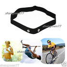 Comfortable Chest Belt Strap Band Adjustable for Sport All Heart Rate Monitor A