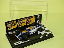 WILLIAMS RENAULT FW15 1993 A. PROST MINICHAMPS 1:64