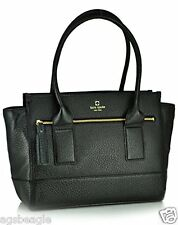 Kate Spade Bag WKRU2649 New York Southport Avenue Oden Black Agsbeagle