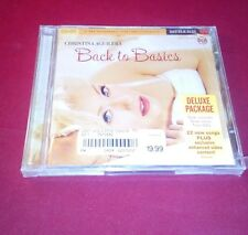 CHRISTINA AGUILERA: BACK TO BASICS DELUXE EDITION! 2 CDS W/VIDEO! Sealed
