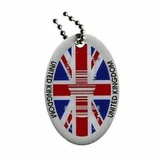 Geocaching Travel Bug UK Origins -  UK Flag Trackable