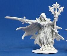 MALEK NECROMANCER - Reaper Miniatures Dark Heaven Bones - 77172