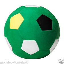 IKEA NEW SPARKA Soft toy kids play ,Green  Football  20cm, ages from 0 year-B111