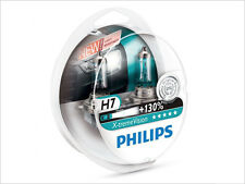 2x NEW PHILIPS XTREME VISION +130% H7 12972XV+S2 HALOGEN BULBS GERMANY