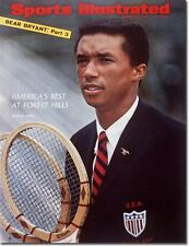 August 29, 1966 Arthur Ashe Tennis SPORTS ILLUSTRATED A
