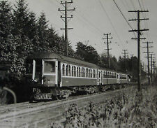 CAN042 - BRITISH COLUMBIA ELECTRIC RAILWAY Co - TRAIN No1304 PHOTO - CANADA