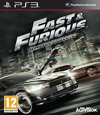 PS3 Spiel Fast und & the Furious: Showdown NEU Sony Playstation 3
