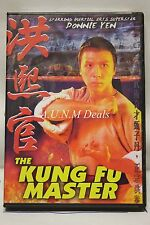 the kung fu master donnie yen ntsc import dvd English subtitle