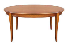 Table ovale 160 cm extensible