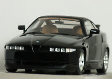 "1:18 Top Marques by BBR ""1989 ALFA ROMEO SZ Coupe"" (Black) V-RARE! Collectible"