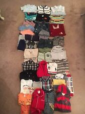 BABY BOY 6 9 12 18 24 MONTHS 39 PC CLOTHING LOT RALPH LAUREN BABY GAP GYMBOREE