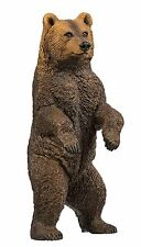 REARING GRIZZLY BEAR Replica 181729 ~ NEW 2016 ~ FREE SHIP in USA w/$25+ SAFARI