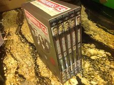 Warehouse 13: The Complete Series Seasons 1-5 Set 2014, 16-Disc Set BRAND NEW
