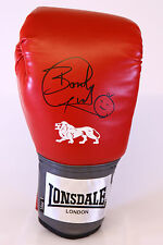 NUOVO herol BOMBER Graham 16oz rosso verticale LONSDALE BOXING GLOVE