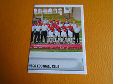 N°212 EQUIPE TEAM PART 2 AS MONACO LOUIS II PANINI FOOTBALL FOOT 2007 2006-2007