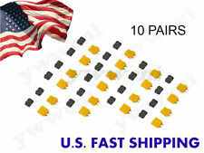 10x Amass XT60H XT60+ Male Female Connector Plug for Battery ESC & Charge Lead