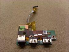 Scheda USB board per TOSHIBA SATELLITE A300D + cavo flat cable port