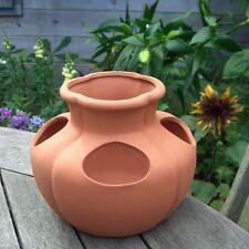 Terracotta Strawberry Herb Garden Planter